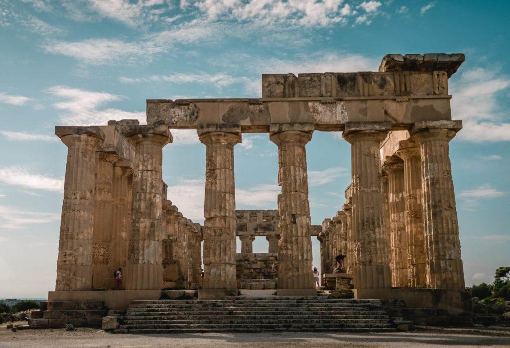 historia de la ecologia, estructura griega